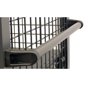 """30"""" Removable Handle for Security Cart"""
